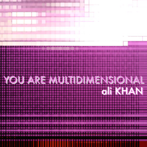 You Are Multidimensional cover